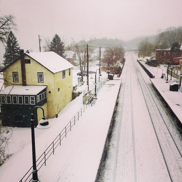 Heidi's Train Station