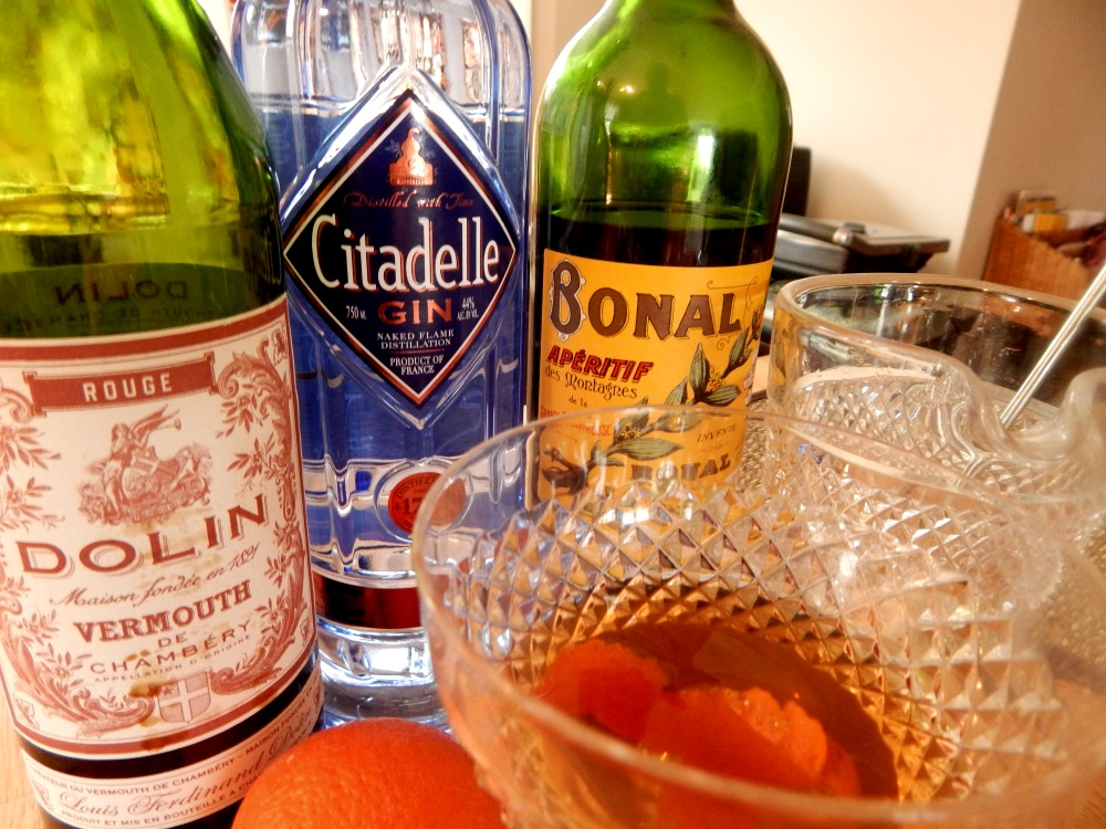 The French Connection Negroni