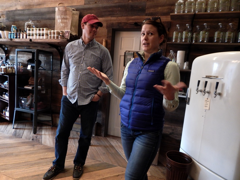 Cold Spring General Store Owners Deanna and Craig Muraszewski What Else Would You Do