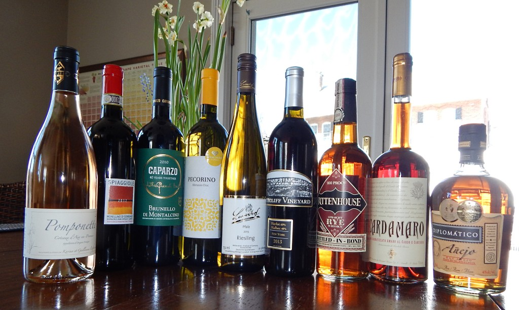 Great Wines and Spirits from Mid-Valley Wines & Liquor