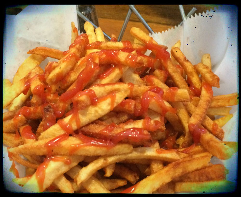 Poppy's Beacon Fries Enhanced
