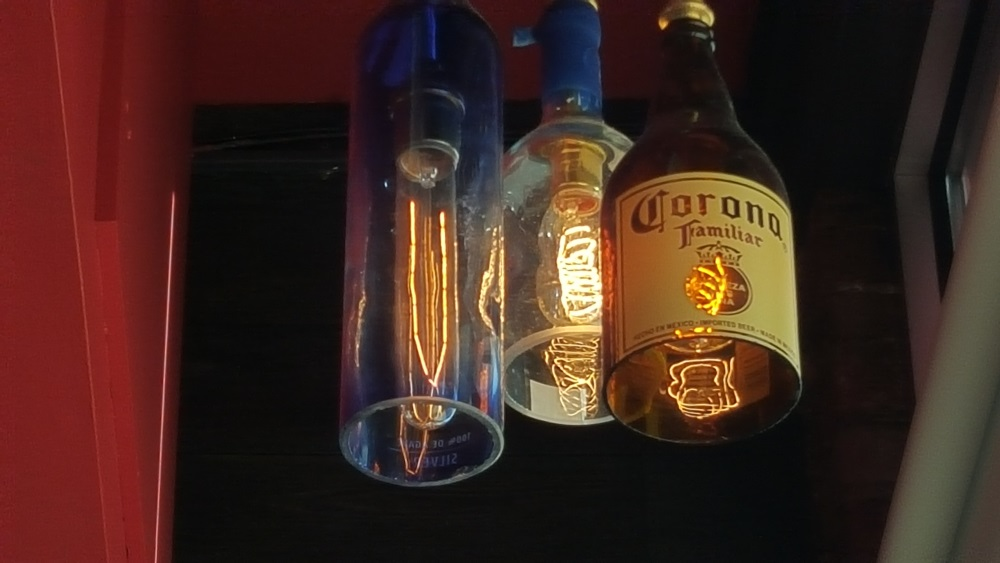 Taco Dive Bar Beer Bottle Lights