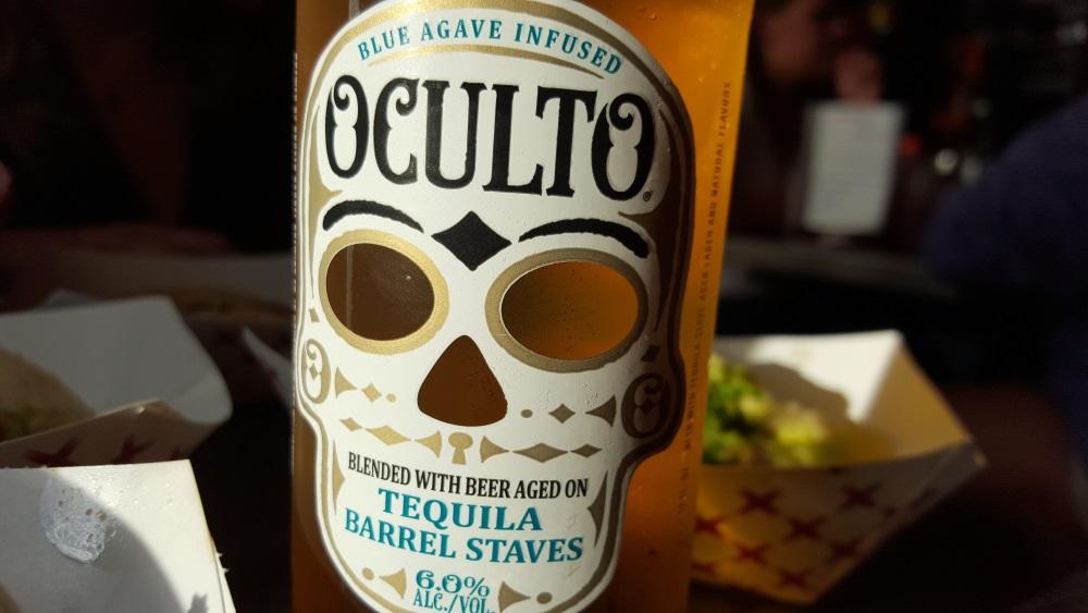 Taco Dive Bar Beer Oculto