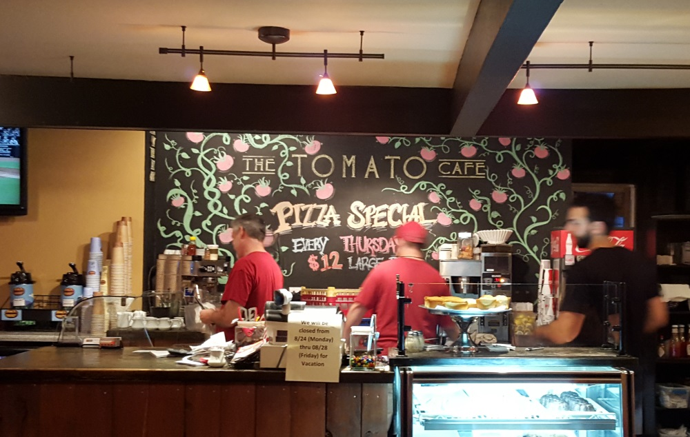 The Tomato Cafe Fishkill Lively Staff