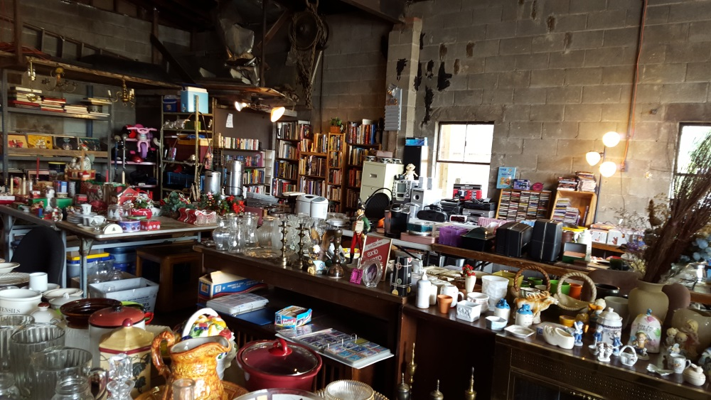 Pop's Barn Sale Cold Spring Lots of odds and ends