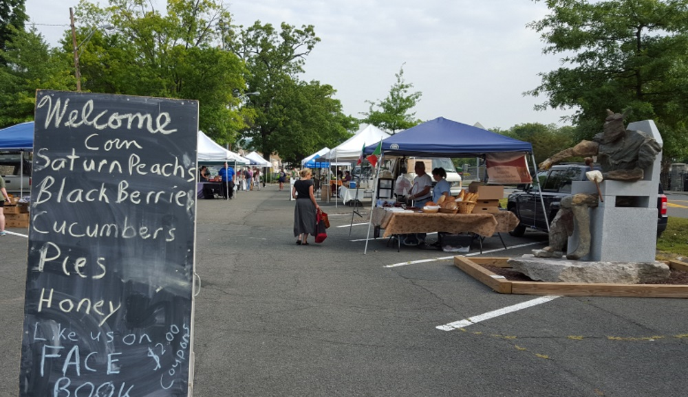 highland Falls Farmers Market Welcome