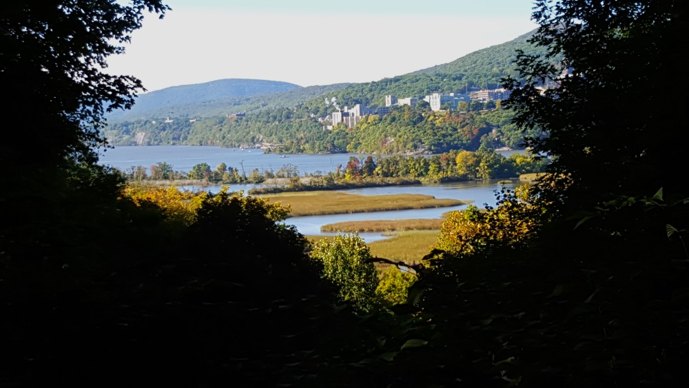 Boscobel Woodland Beautiful a view of west point