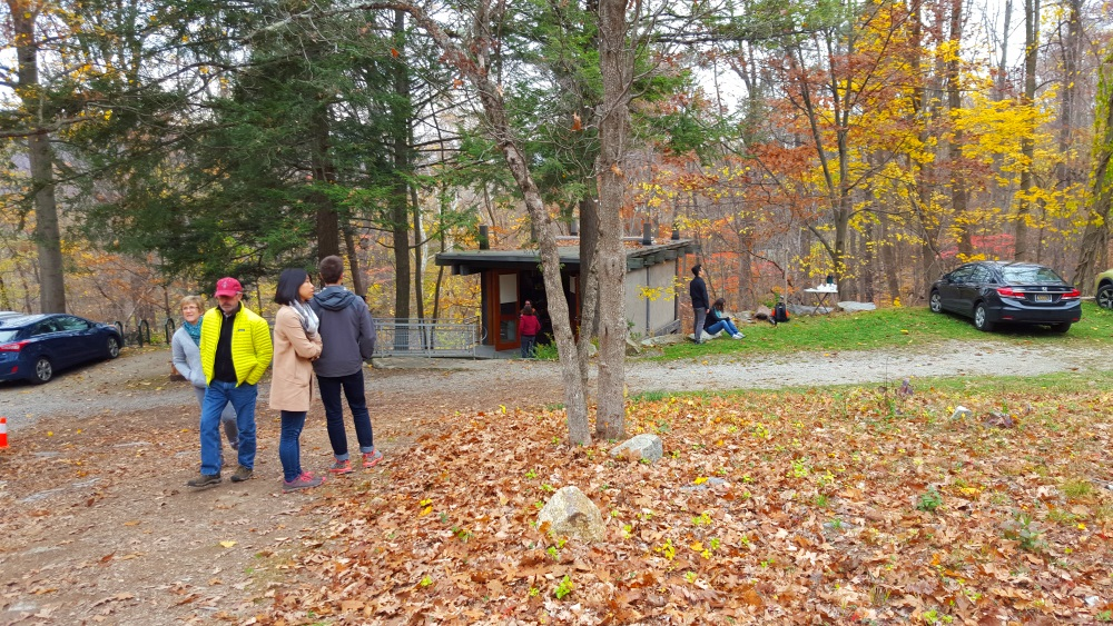 Manitoga Paths Entry House Register and Donate