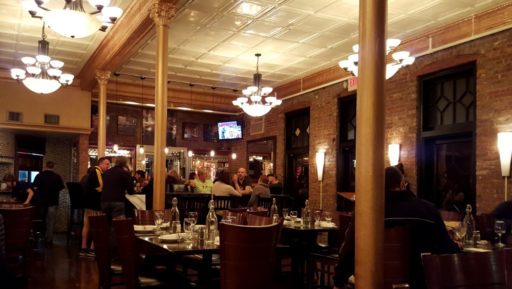 The Vault Dining Room and Bar