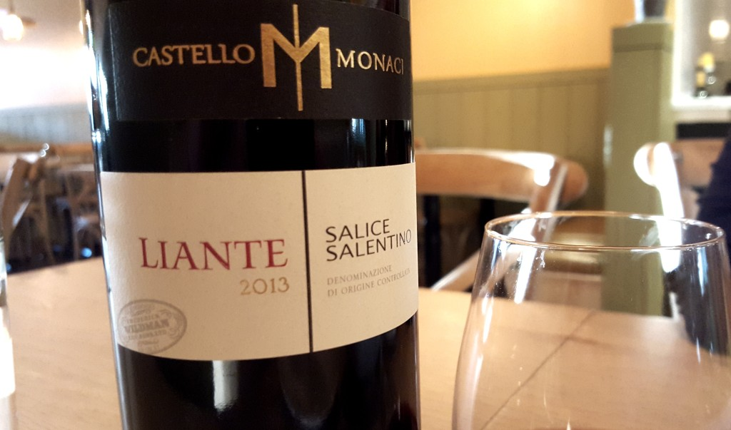 Grano Focaceria Exceptional Wine
