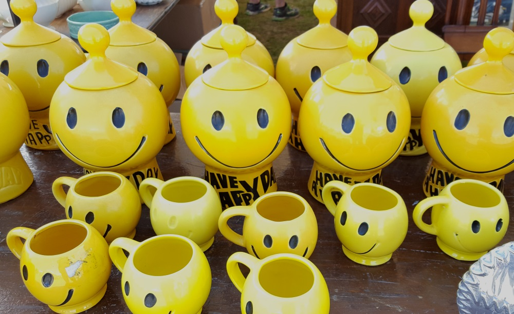 Stormville Flea Market Don't Worry Be Happy
