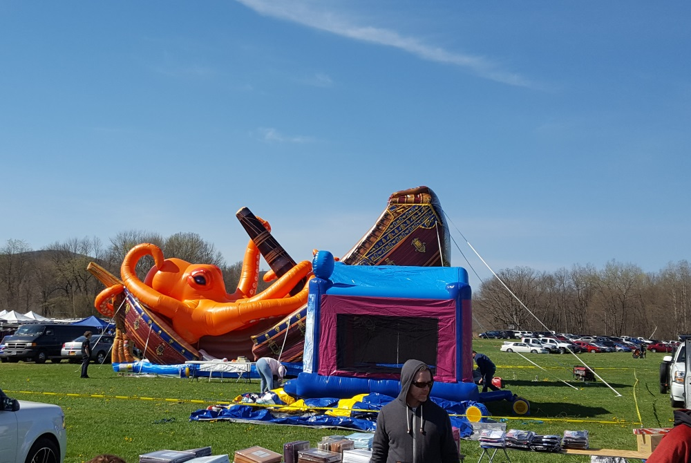 Stormville Flea Market Fun For KIds
