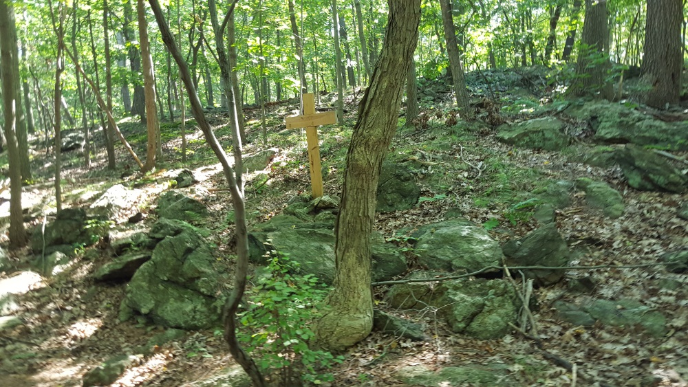 Garrison Prayer Trail The First Cross 2