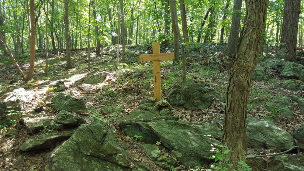 Garrison Prayer Trail The First Cross 4